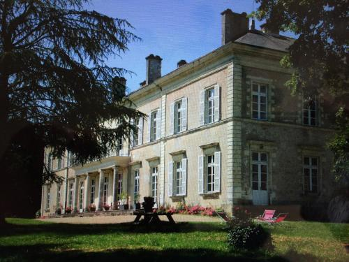 Le Plessis : Bed and Breakfast near Orvault