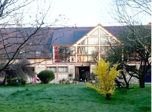 Apartment Route du Tot : Apartment near Drosay