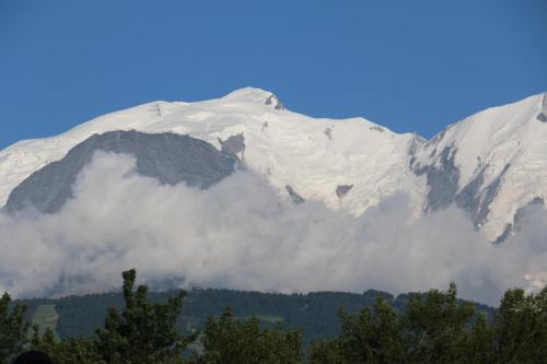 Mobil Home Chamonix Mont Blanc : Guest accommodation near Combloux