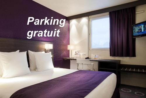 Comfort Hotel Lille Europe : Hotel near Ronchin