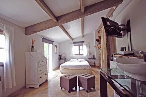 La Bergerie : Guest accommodation near Éguilles
