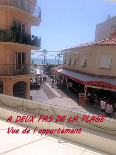 canet : Apartment near Canet-en-Roussillon