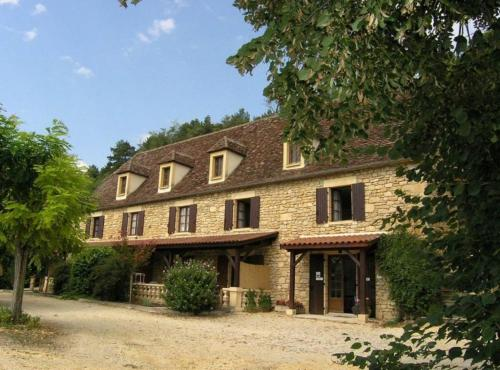 les gites des cauffours : Guest accommodation near Saint-Vincent-de-Cosse
