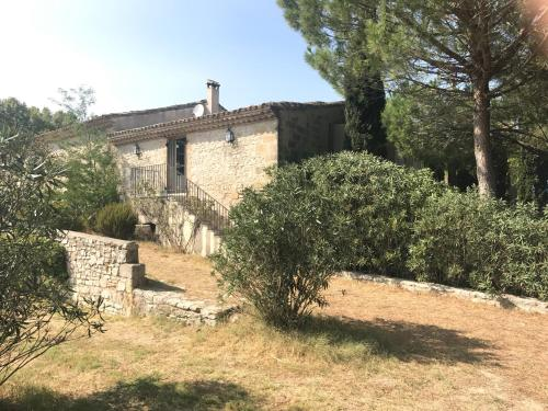 Mazet de Bony : Guest accommodation near Saint-Laurent-d'Aigouze
