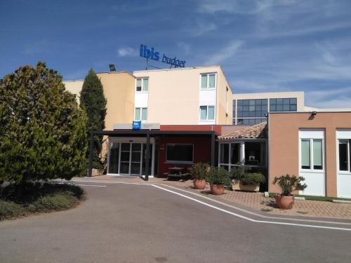 ibis budget Aix en Provence : Hotel near Bouc-Bel-Air