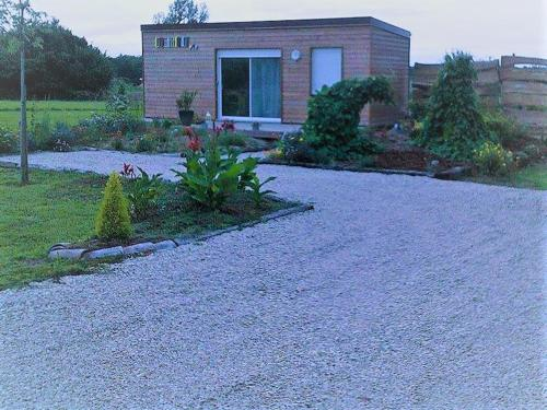La Halte : Guest accommodation near Blumeray