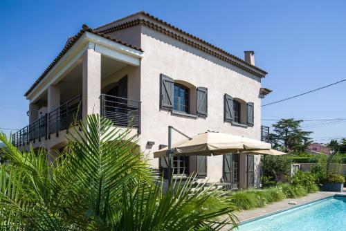 La Villa HZ : Guest accommodation near Saint-Cyr-sur-Mer