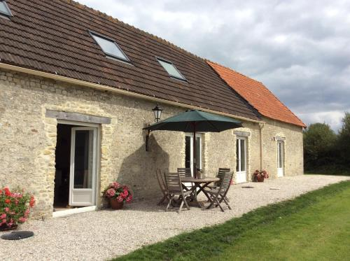 C and C Gites : Guest accommodation near Saint-Pellerin