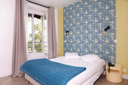 Zazie Hôtel : Hotel near Paris 12e Arrondissement