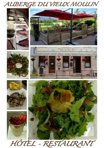 auberge du breuil : Hotel near Savianges