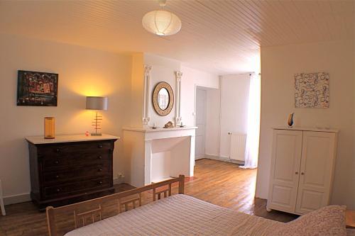Chambres d'hôtes La Luciole : Guest accommodation near Le Vernet
