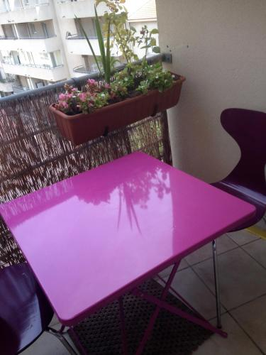 le balzac : Apartment near Marseille 11e Arrondissement