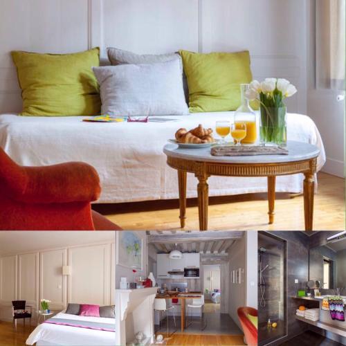 L'Adresse Honfleur : Apartment near Honfleur