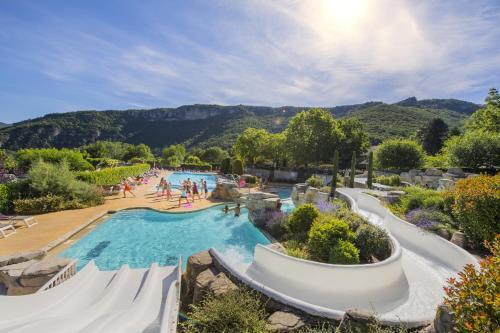 RCN Val de Cantobre : Guest accommodation near Dourbies