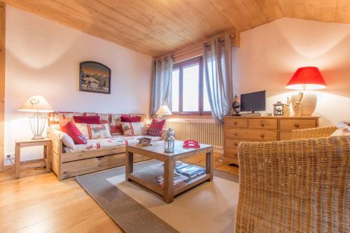 Appartement Namo : Apartment near Combloux