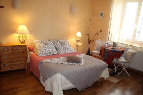 ferme des champs : Guest accommodation near Bourg-Sainte-Marie