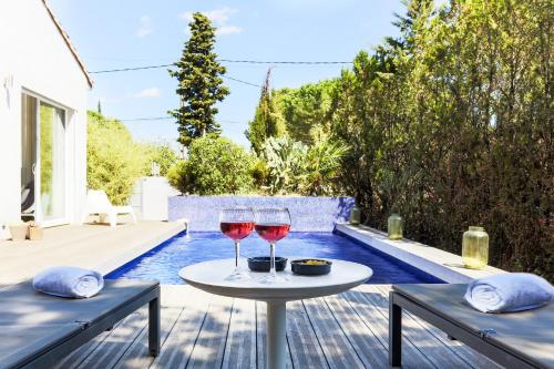 ClubLord - La Villa Saint Jean : Guest accommodation near Fabrègues