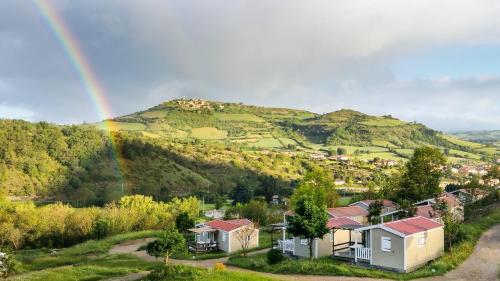 Val Saint Georges : Guest accommodation near Saint-Georges-de-Luzençon