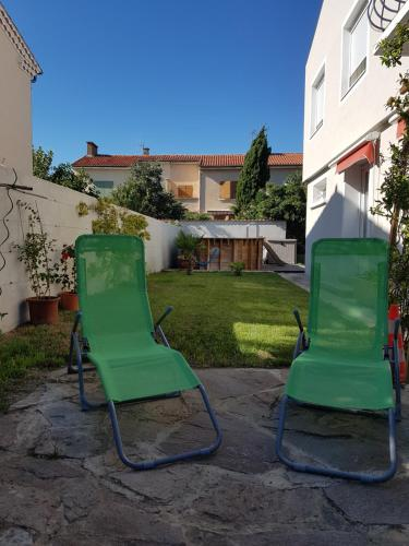 Sunny House : Guest accommodation near Narbonne