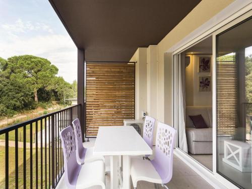 Lieu dit La Couasse : Apartment near Saint-Bonnet-du-Gard