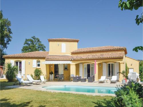 Holiday home Lamanon AB-998 : Guest accommodation near Vernègues