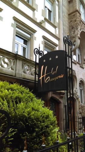 Hotel de l'Orangerie : Hotel near Hœnheim