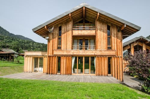 Chalet Athina : Guest accommodation near Les Houches