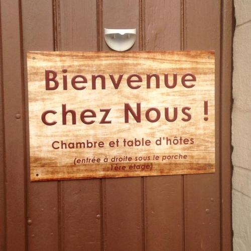 Bienvenue Chez Nous : Bed and Breakfast near Nilvange