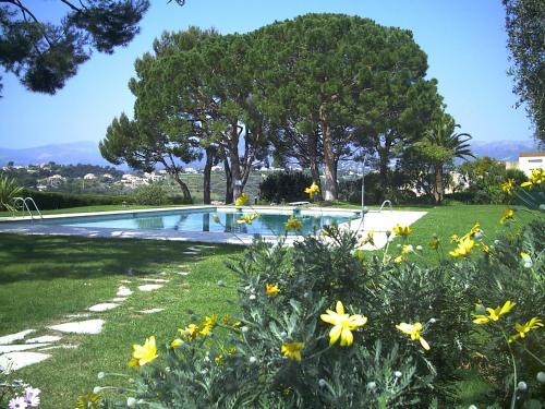 Au calme et près de la mer : Guest accommodation near Cagnes-sur-Mer