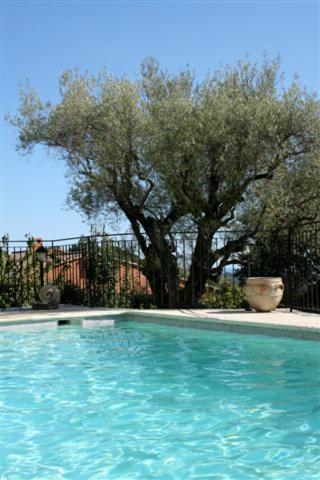 Entre Mer et Montagne avec piscine privée : Guest accommodation near La Gaude