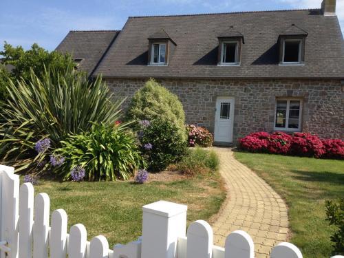 Villa Cotentin : Guest accommodation near Tocqueville