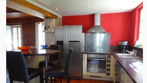Le cottage : Guest accommodation near Saint-Gabriel-Brécy
