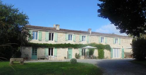 La Girardiere : Guest accommodation near Villiers-en-Plaine