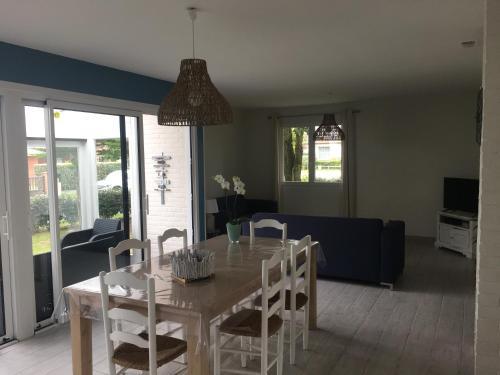 Le clos de la crevette : Guest accommodation near Camiers