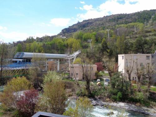Apartment Relai de la guisane : Apartment near Briançon