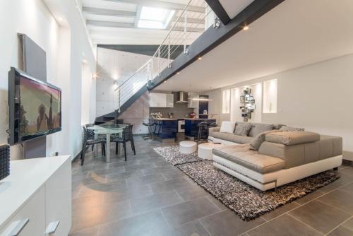 LE LOFT 67 : Apartment near Schiltigheim