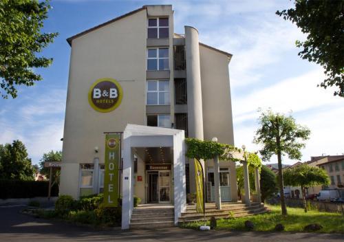 B&B Hôtel Le Puy-en-Velay : Hotel near Saint-Haon