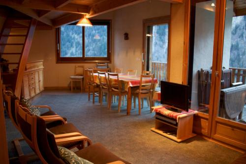 Les Cristallieres : Apartment near Saint-Christophe-en-Oisans