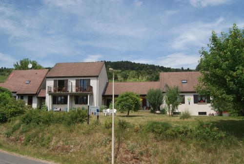 CAMPO CHAMBRES D'HOTES : Guest accommodation near Fussey
