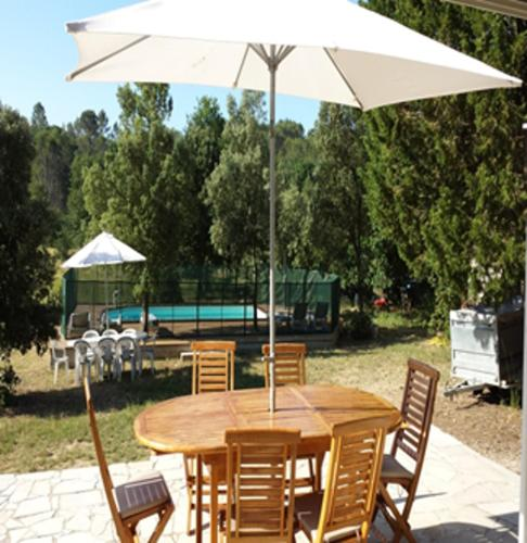 Holiday home Route de la Chapelle : Guest accommodation near Carnoules