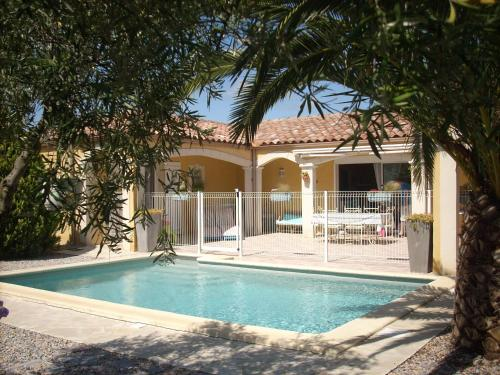 Villa La Dominicaine : Guest accommodation near Gabian