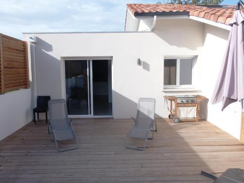 L'appartement des deux chenes : Apartment near Soorts-Hossegor
