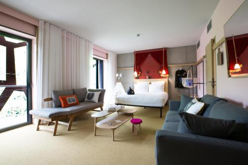 MOB HOTEL Lyon Confluence : Hotel near Oullins