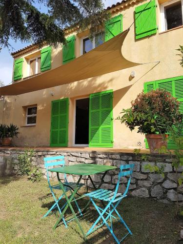 Le Cedre bleu : Guest accommodation near La Ciotat