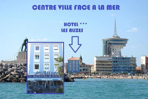 Les Alizes : Hotel near Palavas-les-Flots