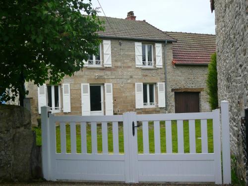 Gîte des Royèrauds : Guest accommodation near Banize