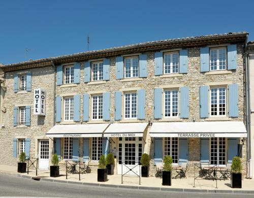 Hotel Du Midi : Hotel near Visan