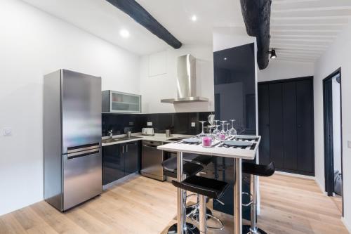 Bel Appartement Cours Mirabeau : Apartment near Aix-en-Provence