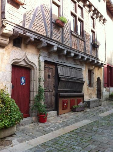 Gite Saint-Nicolas : Guest accommodation near Saint-Germain-de-Longue-Chaume