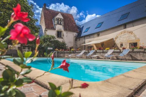 Le Petit Nançay : Bed and Breakfast near La Chapelle-Saint-Laurian